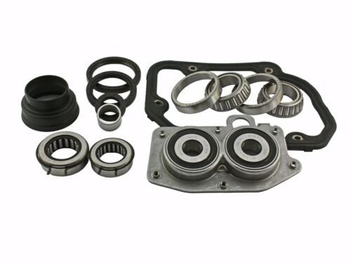 JHV LVQ Seat Leon 1.6 FSi 0AF Gearbox Bearing /& Seal Rebuild Kit Fits GVY