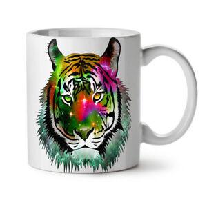 Beast Animal Tiger NEW White Tea Coffee Mug 11 oz | Wellcoda