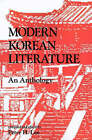 Modern Korean Literature: An Anthology by University of Hawai'i Press (Paperback, 1990)