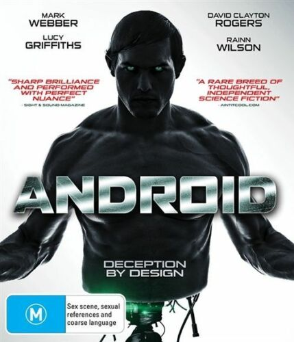 1 of 1 - Android (Blu-ray, 2017)