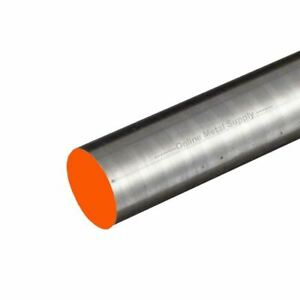 3//4 inch 0.750 1045 TGP Steel Round Rod x 12 inches