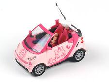 "Busch 99056 Smart Cabrio ""Baby an Bord"" Mädchen Sonderserie 250 Stk 1:87 NEU+OVP"