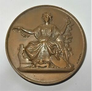 medaille-signe-a-bovy-1972-en-bronze