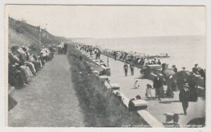 Essex-postcard-East-Cliff-and-Promenade-Clacton-on-Sea-A303
