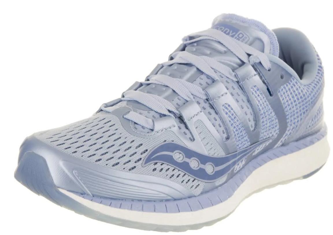 Saucony Liberty ISO Sz 7.5 M (B) EU 38.5 Women's Running shoes Fog bluee S10410-1
