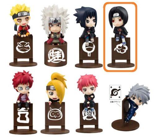 Megahouse Ochatomo Naruto Shippuden Tea Break Mini Figure Itachi Uchiha Akatsuki