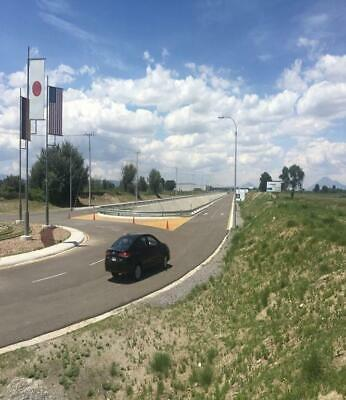 Venta de terrenos industriales con todos los servicios y permisos, Puebla cerca de AUDI