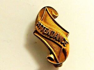 "Vintage Classic Diego & Clust ""Attendance"" Pin"