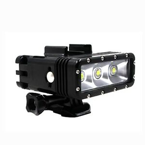 TELESIN-LED-Fill-Night-Light-Diving-Light-Mount-Kit-For-Xiaomi-Yi-SJCAM-Cameras