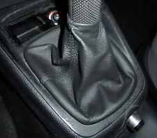 VW GOLF 4 BORA TDI  98/05 CUFFIA CAMBIO PELLE NERA 1
