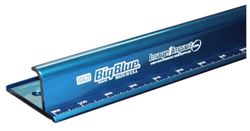"""96/'/' BIG BLUE /""""NEW/""""  SAFETY RULER HEAVY DUTY ALUMINUM RULER IN STOCK !!"""
