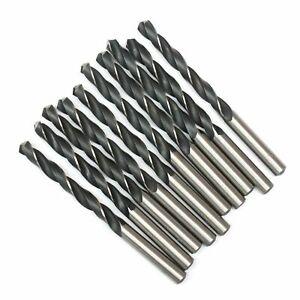 """10 x BBW 13//64/"""" Industrail Quality HSS-G Steel Twist Stub Drill Bits German Made"""