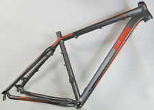 KTM Race 1.29 29er MTB Rahmen Neu 2012 1990gramm 48cm anthrazit-orange matt
