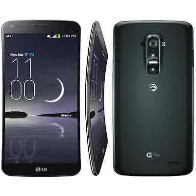 LG G Flex D950 32GB 4G LTE Unlocked