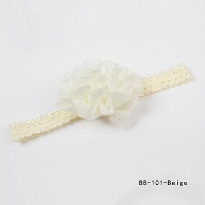 Baby Girl Lace Flower Hair band Headband Hairband Hair Accessories photograph
