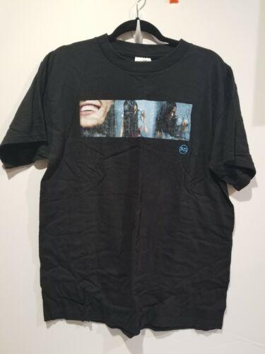 Vtg 90s Alanis Morissette  T Shirt 1996 Single Sti