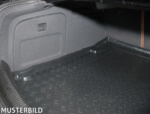 Kofferraumwanne//Laderaumwanne VW TOURAN mit Trenngitter 1T 5//7-Sitzer 2003-2010