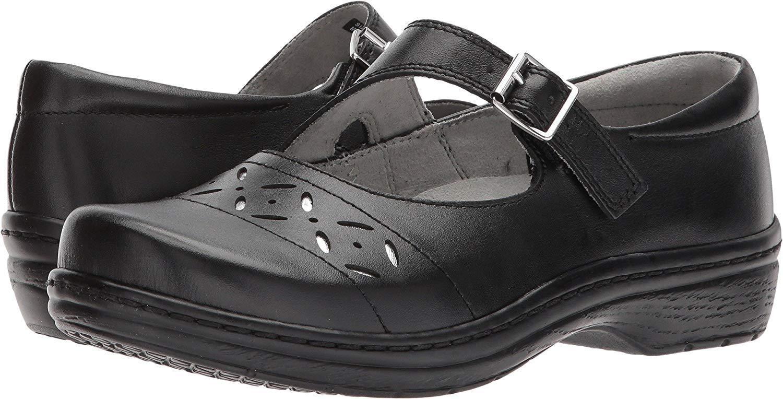 Klogs Footwear Women's Madrid Black Smooth 9 M M M US 6db7eb