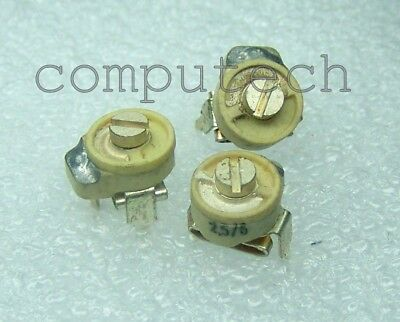 20 pF Trimmer capacitivo SMD 4,5mm x 3,2mm Condensatore Variabile 5,5pf