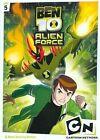 Ben 10 Alien Force V5 0883929084586 With Paul Eiding DVD Region 1