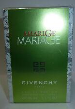 GIVENCHY AMARIGE MARIAGE EAU DE PARFUM VAPORISATEUR SPRAY 100ML. 3.3 FL.OZ
