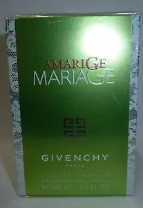Détails Spray Givenchy Parfum Eau oz De Sur Vaporisateur Amarige Fl Mariage 100ml3 3 PZkliwuTOX