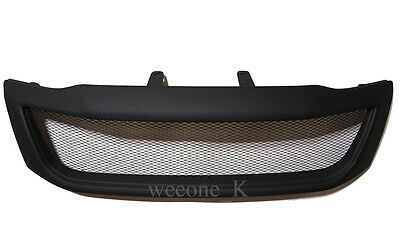 FRONT GRILL GRILLE STYLE SPORT  FOR TOYOTA HILUX MK7 VIGO CHAMP 2012 - 2014