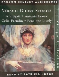 Virago-Ghost-Stories-Cassette-Audiobook-Patricia-Hodge-1991-Random-Century-RC37