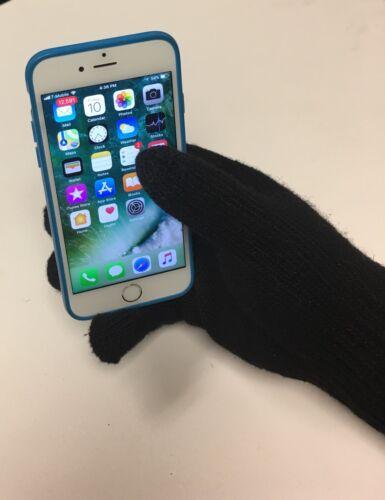 Men Women Winter Touch Screen Gloves For Smart Phone Tablet Full Finger Mittens