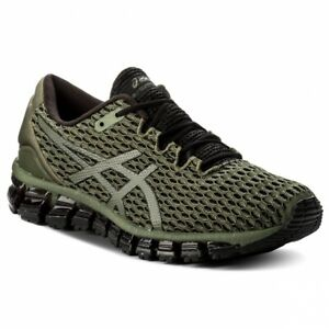 new styles 1804e 7c24a Details about Asics Gel-Quantum 360 Shift MX Green Black Leaf Mens Running  Shoes T839N.8190