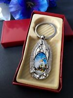 12-new Baptism Party Favors Keychains Guadalupe Mary Recuerdos Bautismo Virgen