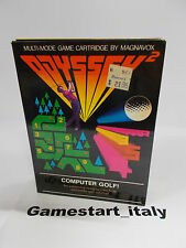 COMPUTER GOLF MAGNAVOX ODYSSEY 2 - BOXED RARE
