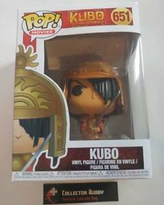 Movies Kubo in Armor Kubo Funko POP