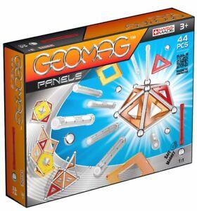 Capable Geomag Panels Magnetic Building Set Système De Construction Kids Imaginative Playset-afficher Le Titre D'origine AgréAble En ArrièRe-GoûT