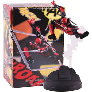 Marvel-Creator-X-Creator-Deadpool-PVC-Action-Figure-Collectible-Model-Toy