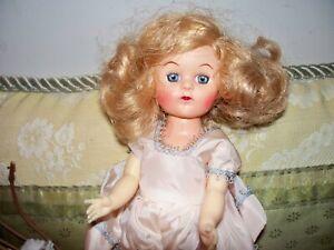 """Vintage 8"""" Vogue Ginny Muffy Friend Doll Walker"""