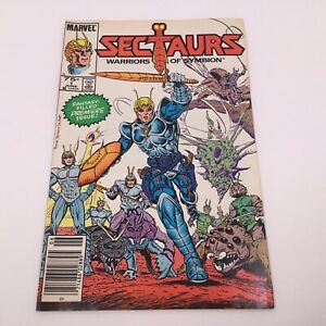 Marvel-Sectaurs-1-June-CC02889-Warriors-Of-Symbion-CGC-Worthy-Unread