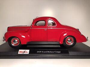 1939-Ford-De-Luxe-Coupe-1-18-DIE-CAST-MODEL-se-Maisto