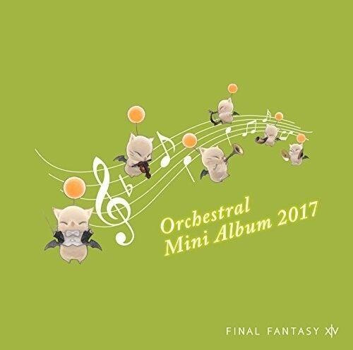 Final Fantasy Xiv (Orchestral Mini Album) / O.S.T. [New CD] Japan - Import