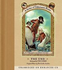 A Series Of Unfortunate Events The End Audiobook 5 CD Unabridged Book 13