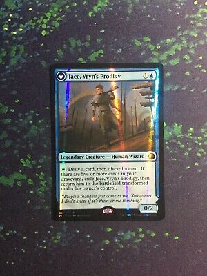 Mtg Vryn's Prodigy FOIL Jace From The Vault: Transform Mythic Rare Foil NM