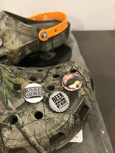 3 Luke Combs Crocs Jibbitz Charms Rare Ebay