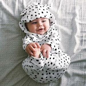 2PCS-Newborn-Baby-Boy-Girl-Hooded-Tops-Shirt-Pants-Legging-Outfit-Clothes-Set-CP