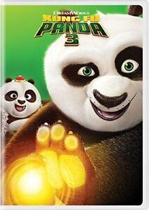 Kung Fu Panda 3 [New DVD]