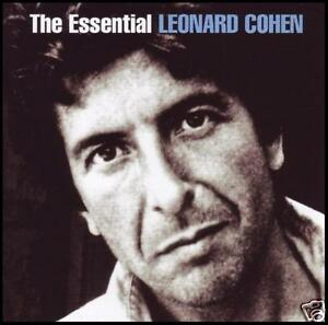 LEONARD-COHEN-2-CD-THE-ESSENTIAL-SUZANNE-GREATEST-HITS-BEST-OF-NEW
