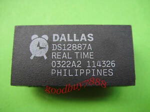 Dallas-Semiconductor-DS12887A-DS12887-Real-Time-Clock