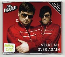 The Disco Boys Maxi-CD Start All Over Again - 6-track - SUPER 4007