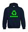 Karma-Recycling-Symbol-I-Radio-I-Patter-I-Fun-I-Funny-to-5XL-I-Men-039-s-Hoodie thumbnail 4