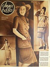 * Anna bella N°18/5/MAGGIO/1942 - Anno X *