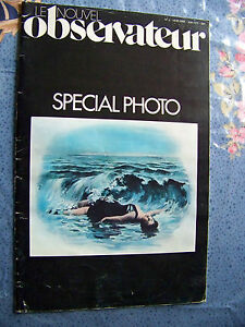 VINTAGE-Photo-Le-Nouvel-Observateur-Hors-Serie-n-6-Juin-1979-LUXE-non-plie